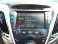 Audio System of 2012 Veloster