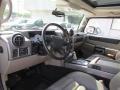 2003 White Hummer H2 SUV  photo #12