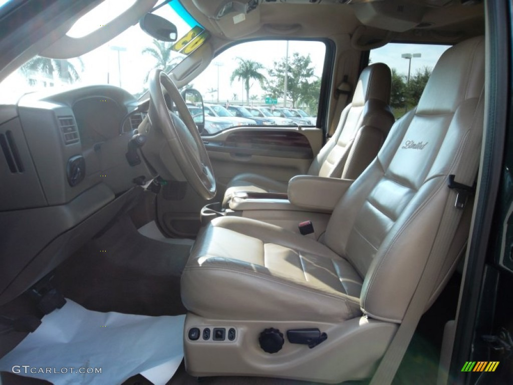 2003 Ford Excursion Limited Interior Photo 55126395