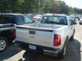 2012 Silver Ice Metallic Chevrolet Silverado 1500 Work Truck Regular Cab  photo #2
