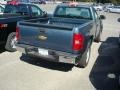 2012 Blue Granite Metallic Chevrolet Silverado 1500 Work Truck Regular Cab 4x4  photo #2