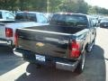 2012 Black Chevrolet Silverado 1500 LT Extended Cab 4x4  photo #2
