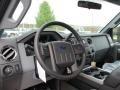 Steel Interior Photo for 2012 Ford F350 Super Duty #55163721