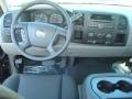 2012 Black Chevrolet Silverado 1500 LS Extended Cab  photo #4