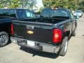 2012 Black Chevrolet Silverado 1500 LT Regular Cab 4x4  photo #2