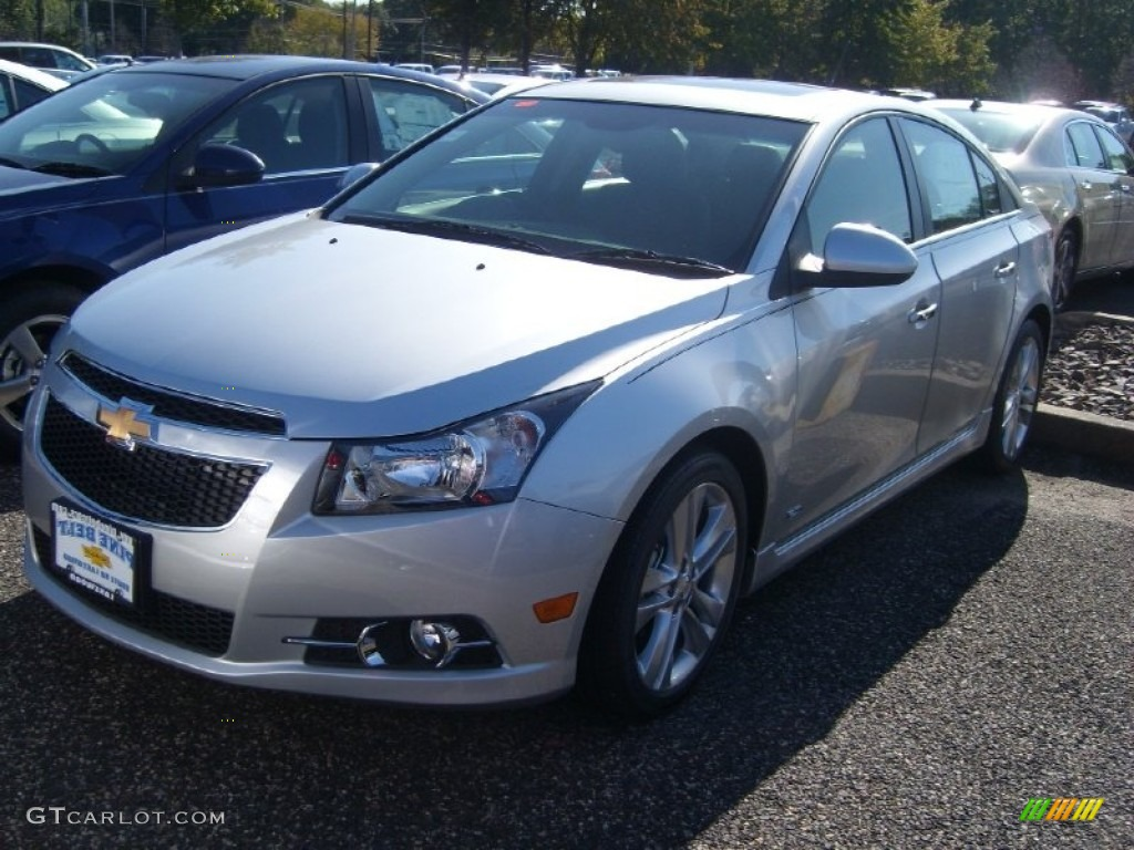 2011 Chevrolet Cruze LT Turbo RS Package  Sunroof