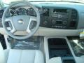 2012 Black Chevrolet Silverado 1500 LT Extended Cab 4x4  photo #4