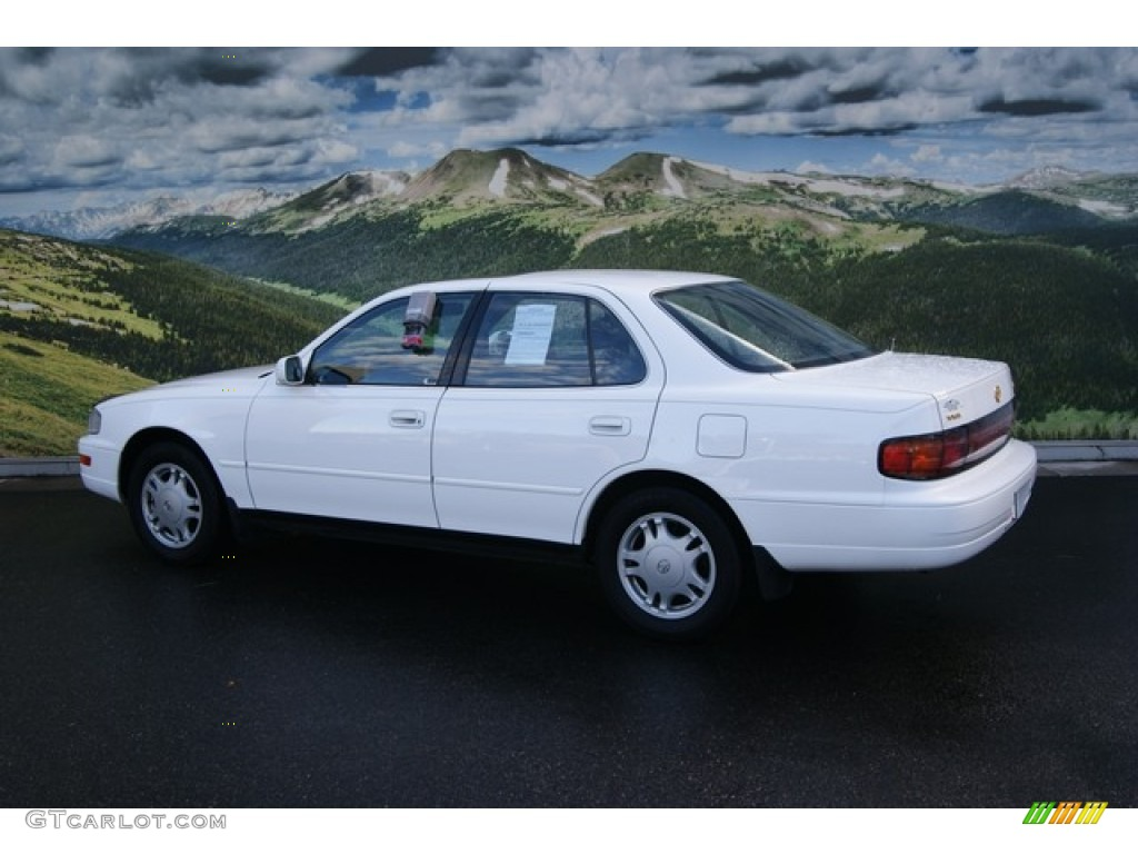 1994 toyota camry white 200 interior and exterior images. Black Bedroom Furniture Sets. Home Design Ideas