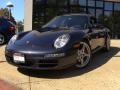 Atlas Grey Metallic 2007 Porsche 911 Carrera S Coupe