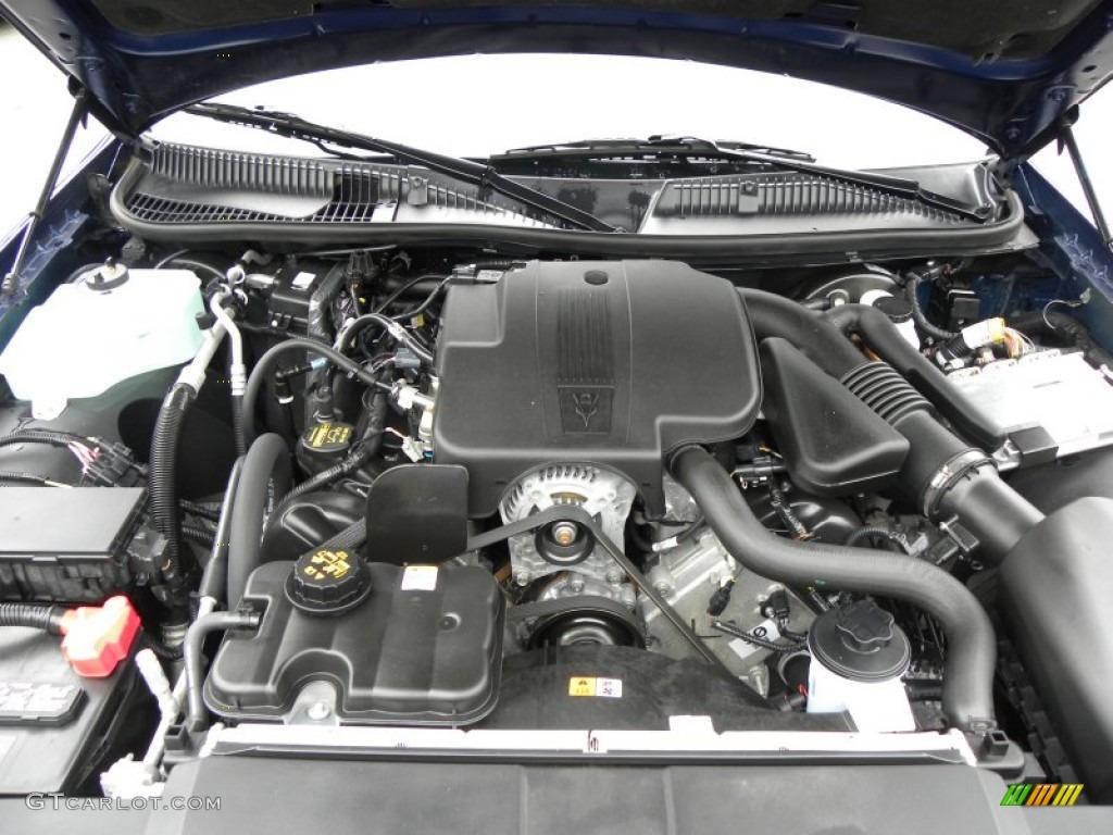 2011 Lincoln Town Car Signature Limited 4 6 Liter Flex Fuel Sohc 16 Valve V8 Engine Photo