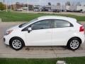 2012 Rio Rio5 LX Hatchback Clear White