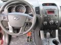 Black Dashboard Photo for 2012 Kia Sorento #55182792