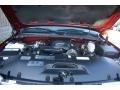 2003 Dark Toreador Red Metallic GMC Sierra 2500HD SLE Extended Cab 4x4  photo #18