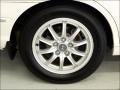 2002 Hyundai XG350 Sedan Wheel and Tire Photo
