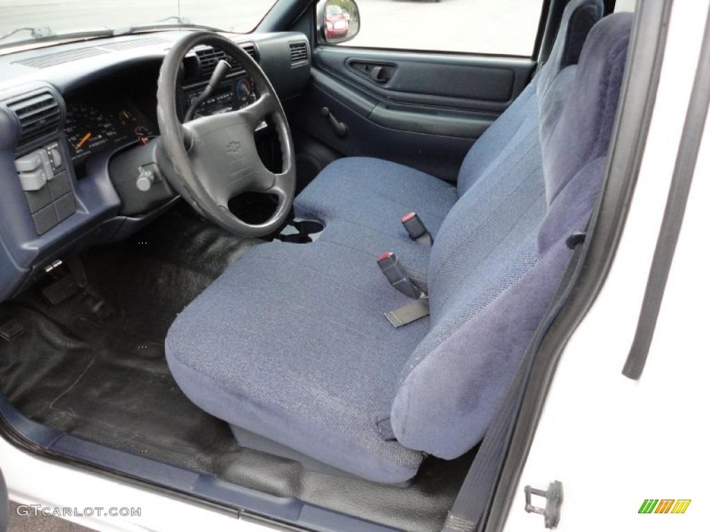 1997 Chevrolet S10 Regular Cab Interior Photo 55188003