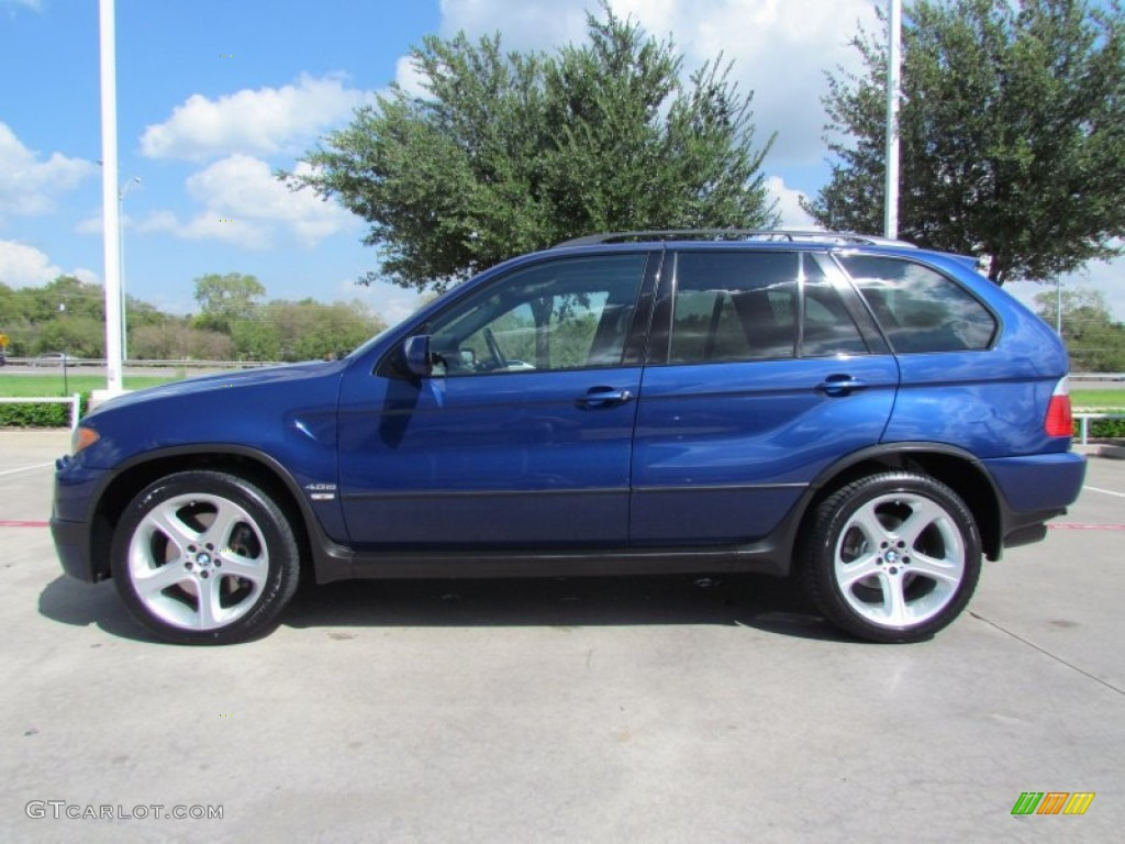 lemans blue metallic 2005 bmw x5 exterior photo 55196511. Black Bedroom Furniture Sets. Home Design Ideas