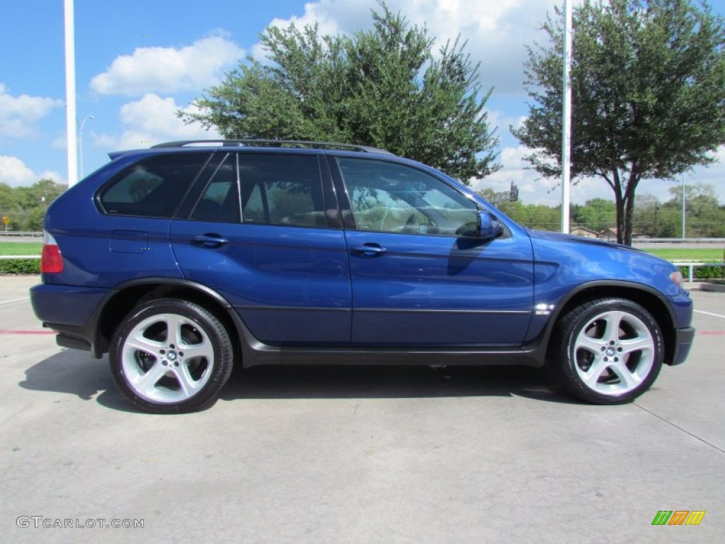 lemans blue metallic 2005 bmw x5 exterior photo 55196547. Black Bedroom Furniture Sets. Home Design Ideas
