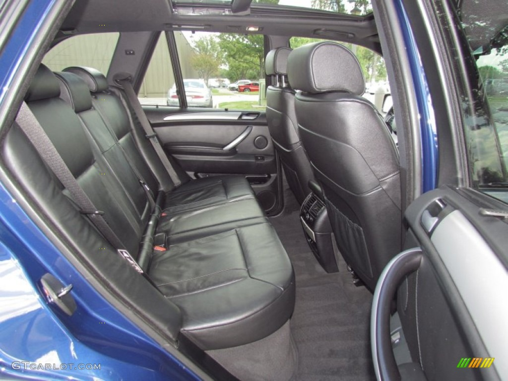 black interior 2005 bmw x5 photo 55196592. Black Bedroom Furniture Sets. Home Design Ideas