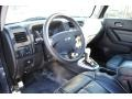 Ebony/Pewter Dashboard Photo for 2009 Hummer H3 #55199235