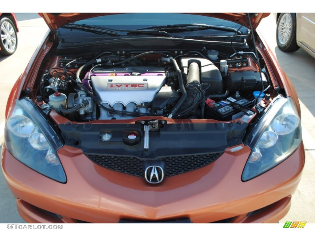 Acura RSX Type S Sports Coupe Liter DOHC Valve IVTEC - Acura rsx engine