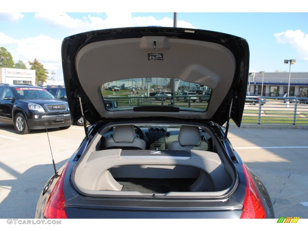 2008 Nissan 350z Touring Coupe Trunk Photo 55199778