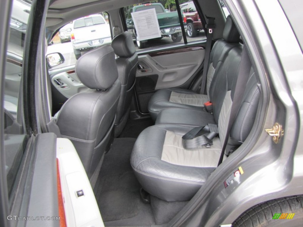 Lovely 2004 Jeep Grand Cherokee Overland Interior Photo #55199832
