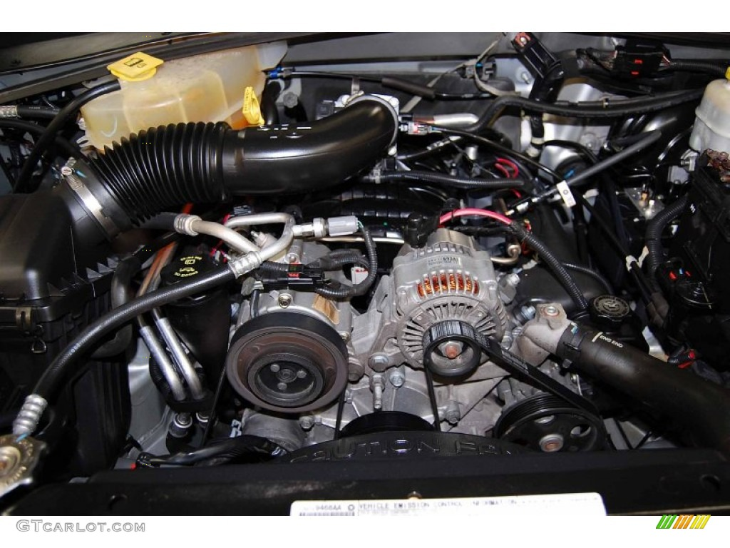 2007 Jeep Liberty Limited Engine Photos