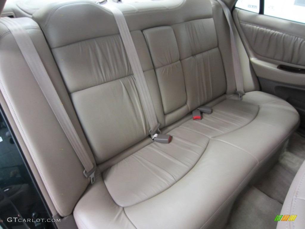Ivory Interior 2000 Honda Accord Ex Sedan Photo 55203546