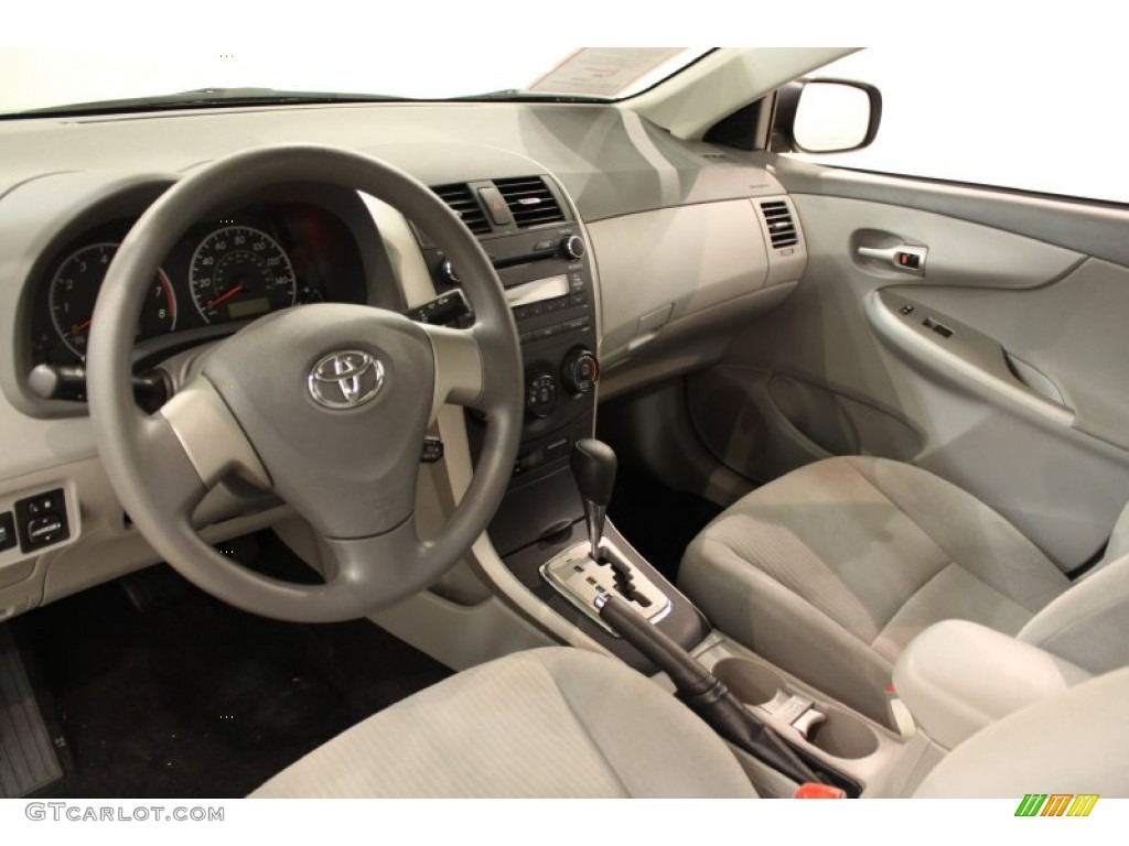 2010 toyota corolla le interior photo 55219456 for Interior toyota corolla