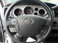 Graphite Steering Wheel Photo for 2012 Toyota Tundra #55219858