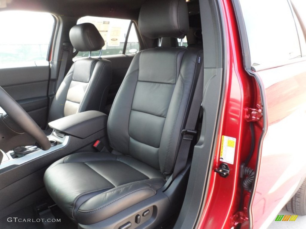 2012 Ford Explorer Limited Interior Photo 55222714