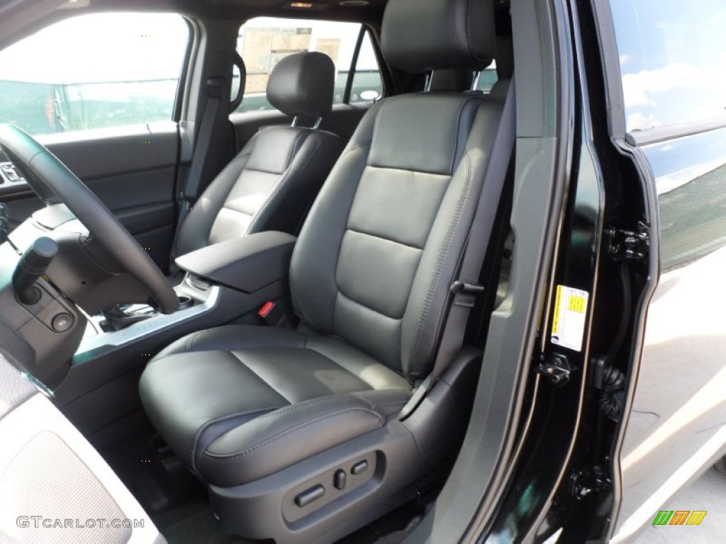 2012 Ford Explorer Limited Interior Photo 55223062
