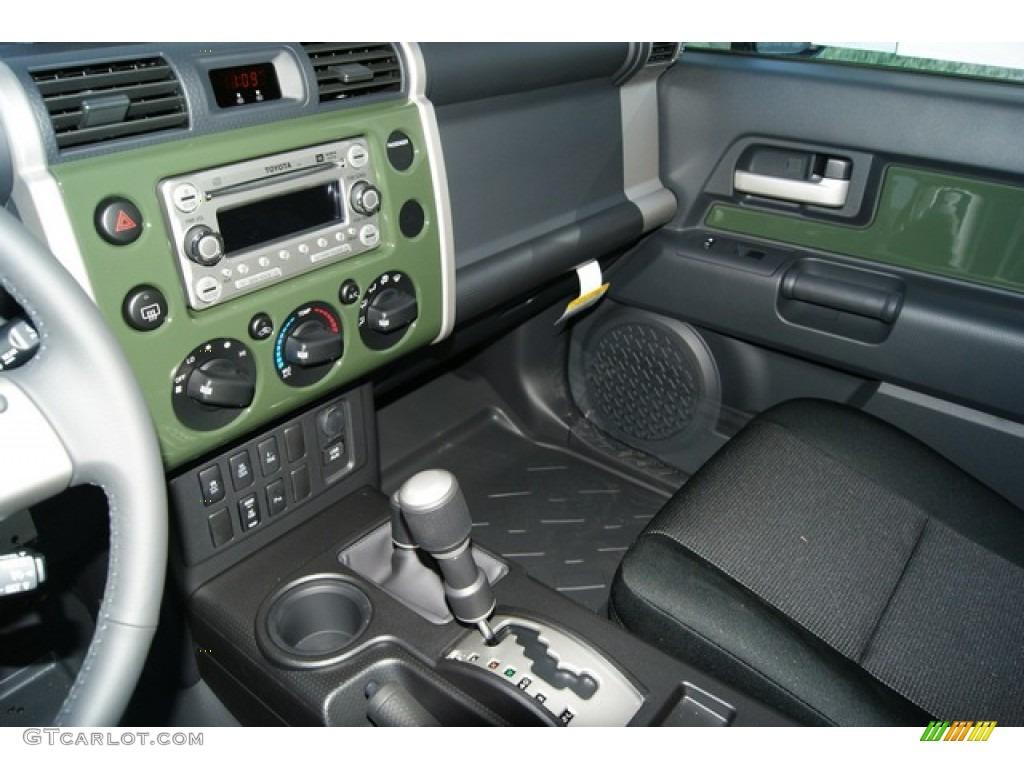 Fj Cruiser Sticker >> 2012 Toyota FJ Cruiser 4WD interior Photo #55224970 | GTCarLot.com