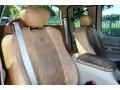 Castano Brown Leather 2003 Ford F150 Interiors