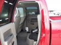 2008 Inferno Red Crystal Pearl Dodge Ram 3500 SLT Quad Cab 4x4  photo #15