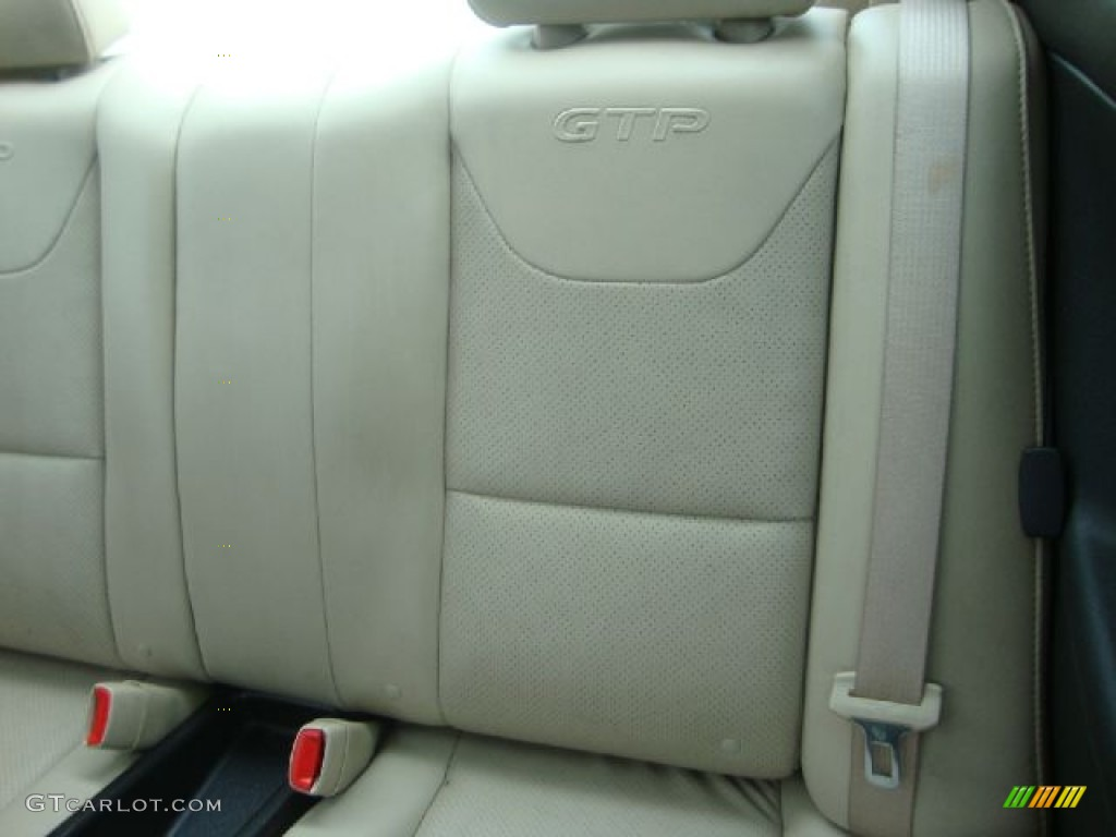 2006 Pontiac G6 Gtp Coupe Interior Photo 55247929