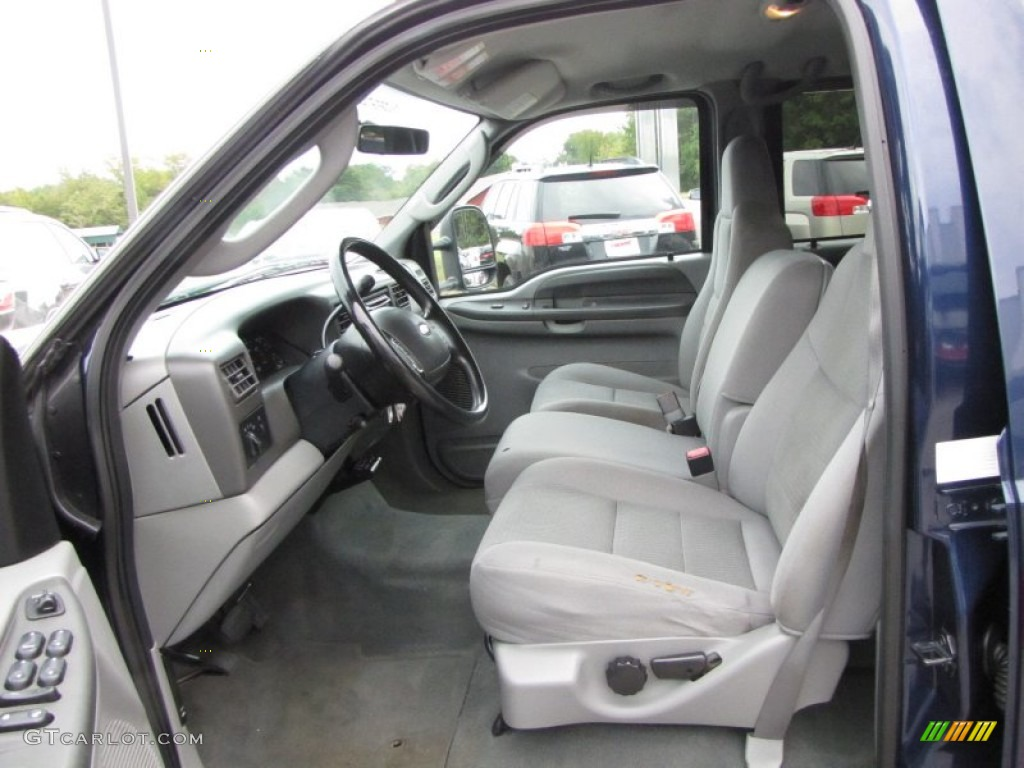 2004 Ford F250 Super Duty Xlt Crew Cab Interior Photo 55248871