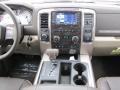 2012 Sagebrush Pearl Dodge Ram 1500 Laramie Longhorn Crew Cab 4x4  photo #32