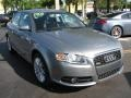 Quartz Grey Metallic 2008 Audi A4 Gallery