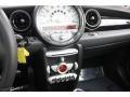 Checkered Carbon Black/Black Dashboard Photo for 2009 Mini Cooper #55253203