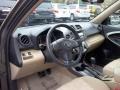 Sand Beige Dashboard Photo for 2011 Toyota RAV4 #55253542
