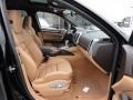 2012 Cayenne Turbo Natural Espresso/Cognac Interior