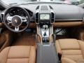 Dashboard of 2012 Cayenne Turbo