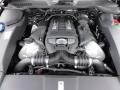 2012 Cayenne Turbo 4.8 Liter Twin-Turbo DFI DOHC 32-Valve VVT V8 Engine