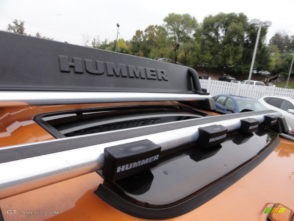 2006 Hummer H2 SUV Sunroof Photo #55272836