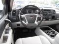 Light Titanium/Ebony Accents Dashboard Photo for 2008 Chevrolet Silverado 1500 #55278568