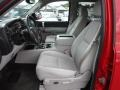 Light Titanium/Ebony Accents Interior Photo for 2008 Chevrolet Silverado 1500 #55278575