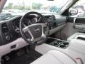 2008 Chevrolet Silverado 1500 Light Titanium/Ebony Accents Interior Prime Interior Photo