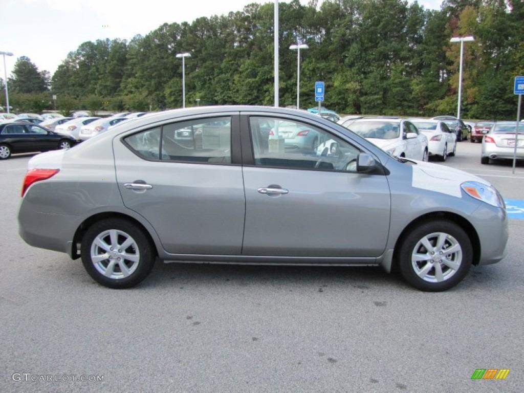 2007 Nissan Versa Sedan Upcomingcarshq Com