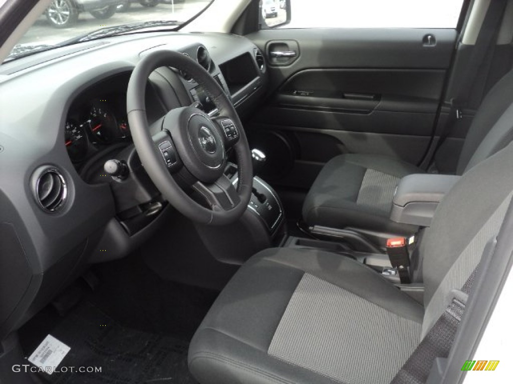 2012 Jeep Patriot Latitude Interior 2012 Jeep Patriot Latitude